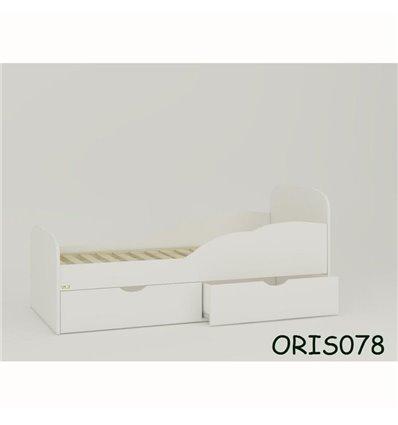 Підліткове ліжечко Oris Selena білий