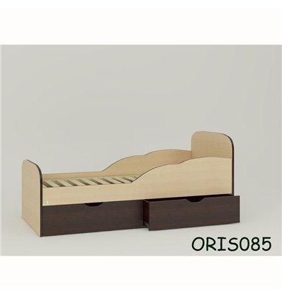 Підліткове ліжечко Oris Selena комбінований венге