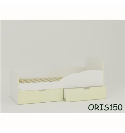 Підліткове ліжечко Oris Selena ваніль 2