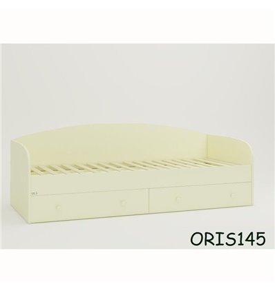 Підліткове ліжечко Oris Nika ваніль