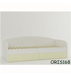 Підліткове ліжечко Oris Nika ваніль 2