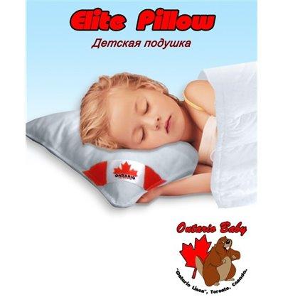 Подушка дитяча Onatario Elite Pillow від 1 року