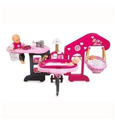 Ігровий центр по догляду за лялькою Smoby Baby Nurse 220318
