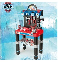Майстерня Smoby Cars Ice Bricolo 360500