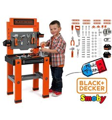 Майстерня Smoby Black & Decker 360700