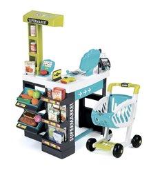 Інтерактивний супермаркет з візком Smoby 350206