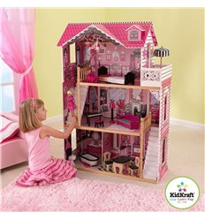 Ляльковий будиночок KidKraft Amelia 65093