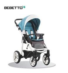 Прогулянкова коляска Bebetto Nico SLW37