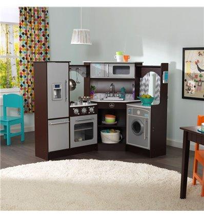 Дитяча кухня KidKraft Espresso 53365