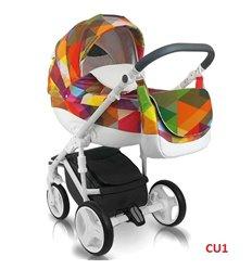 Дитяча коляска 2 в 1 Bexa Cube Amo CU1