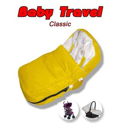 Конверт Ontario Baby Travel Classic Жовтий
