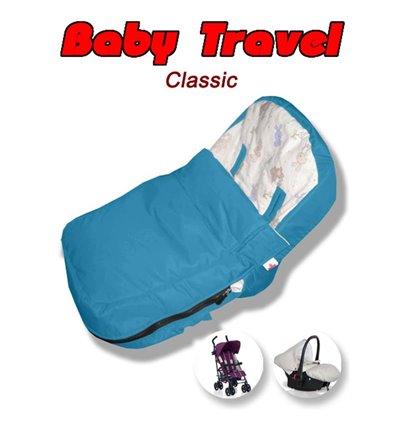 Конверт Ontario Baby Travel Classic Волошка