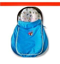 Конверт Ontario Baby Travel Premium Червоний