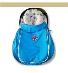 Конверт Ontario Baby Travel Premium Бежевий