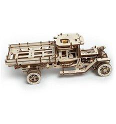 Конструктор механічний 3D Ukr-Gears Вантажівка UGM-11