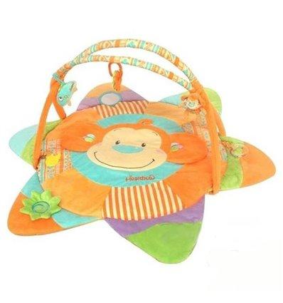 Розвиваючий килимок Alexis Baby Mix TK/3305С Мавпочка