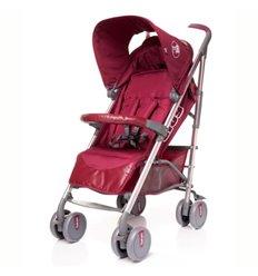Дитяча прогулянкова коляска 4Baby City Red