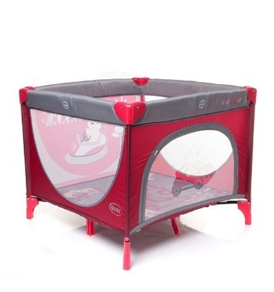 Манеж 4Baby Colorado Red