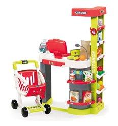 Інтерактивний супермаркет з візком Smoby 350211