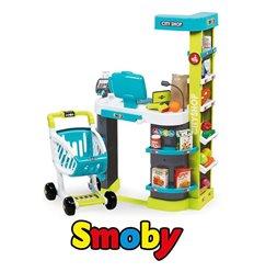 Інтерактивний супермаркет з візком Smoby 350207