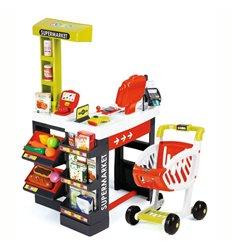 Інтерактивний супермаркет з візком Smoby 350210
