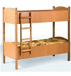 Ліжечко двоярусне 140x60 см