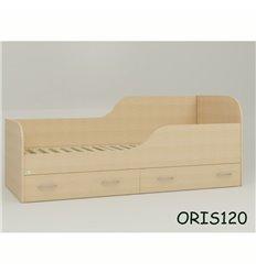 Підросткове ліжечко Oris Juventa сосна лоредо світлий венге