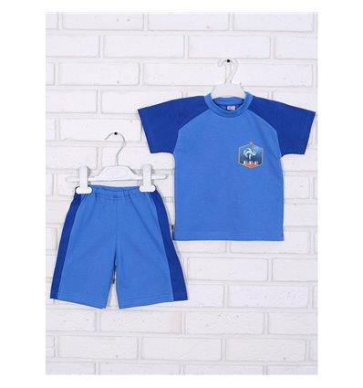 Комплект Татошка 08168 блакитний/синій