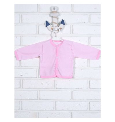 Кофточка Татошка 04602 рожевий полоска