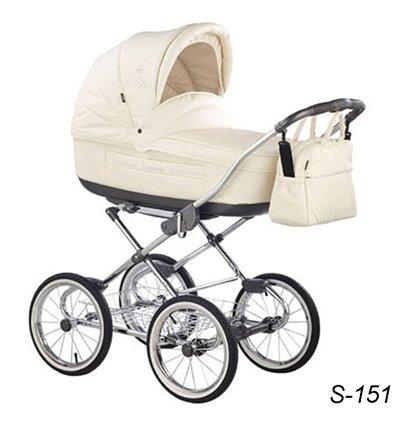 Дитяча коляска 2 в 1 Roan Marita Prestige S-151