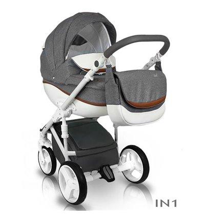 Дитяча коляска 2 в 1 Bexa Ideal New IN01