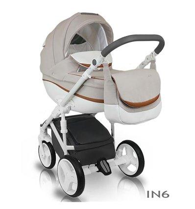 Дитяча коляска 2 в 1 Bexa Ideal New IN06