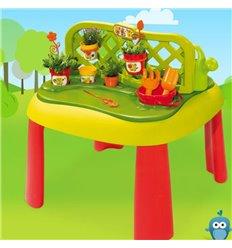 Розвиваючий стіл Smoby Садівник 840100