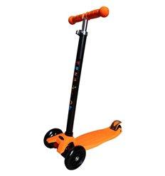 Самокат триколісний Mars Kids SKL 07-100A оранжевий