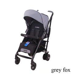 Дитяча прогулянкова коляска EasyGo Nitro Grey Fox