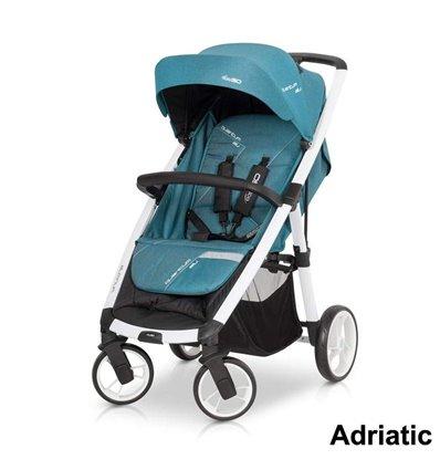 Дитяча прогулянкова коляска EasyGo Quantum Adriatic