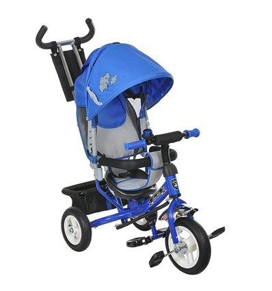 Велосипед триколісний Mars Mini Trike 950D синій-сірий