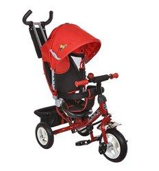 Велосипед триколісний Mars Mini Trike 950D червоний-чорний