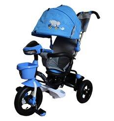 Велосипед триколісний Mars Mini Trike LT960-2 синій