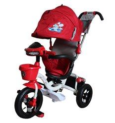 Велосипед триколісний Mars Mini Trike LT960-2 червоний