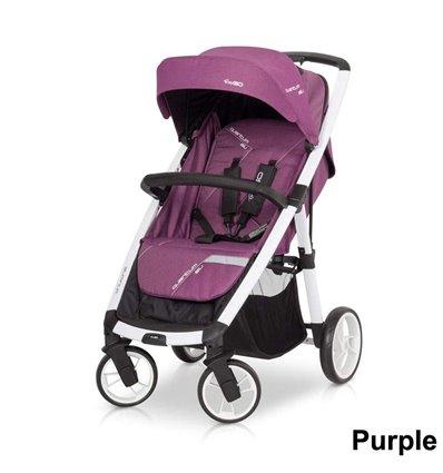 Дитяча прогулянкова коляска EasyGo Quantum Scarlet