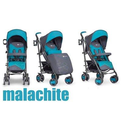 Дитяча прогулянкова коляска EasyGo Cross Line Malachite