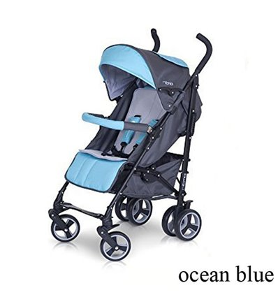 Дитяча прогулянкова коляска EasyGo Ritmo Ocean Blue
