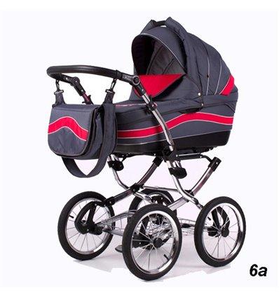 Дитяча коляска 3 в 1 Adbor Marsel Classic 06a