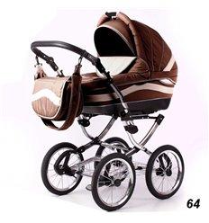 Дитяча коляска 3 в 1 Adbor Marsel Classic 64