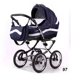 Дитяча коляска 3 в 1 Adbor Marsel Classic 97