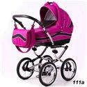 Дитяча коляска 3 в 1 Adbor Marsel Classic 111a