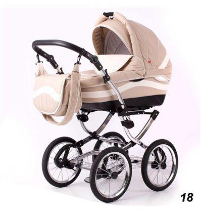 Дитяча коляска 2 в 1 Adbor Marsel Classic 18