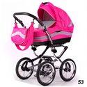 Дитяча коляска 2 в 1 Adbor Marsel Classic 53