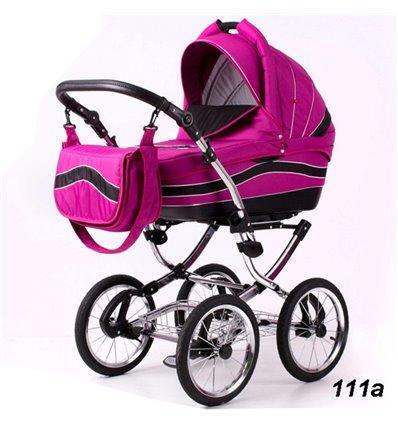 Дитяча коляска 2 в 1 Adbor Marsel Classic 111a